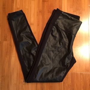 Pants - Athleta gleam legging.  Size small